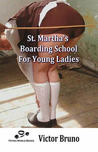 cover design for the book entitled St. Martha