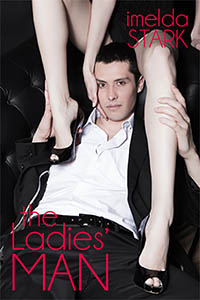 cover design for the book entitled The Ladies