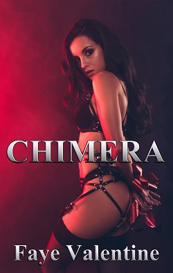cover design for the book entitled Chimera