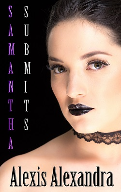 cover design for the book entitled Samantha Submits