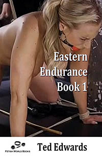 cover design for the book entitled Eastern Endurance Book 1