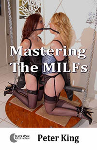 cover design for the book entitled Mastering the MILFs