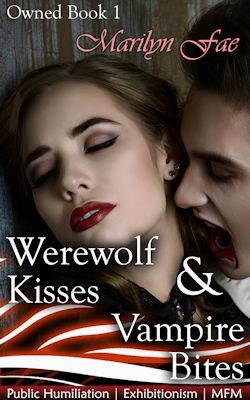 Werewolf Kisses & Vampire Bites
