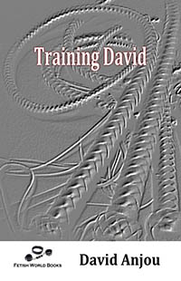 cover design for the book entitled Training David