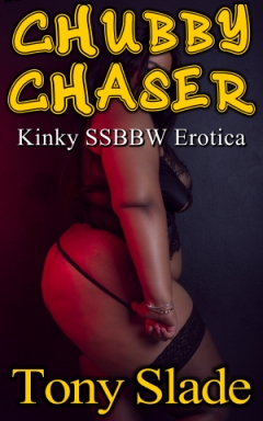 cover design for the book entitled Chubby Chaser