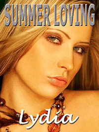 cover design for the book entitled Summer Loving