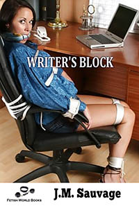 cover design for the book entitled Writer