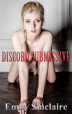 cover design for the book entitled Discord Submissive