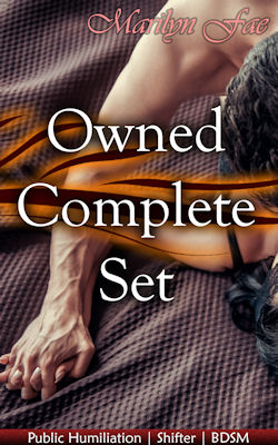 cover design for the book entitled Owned Complete Set