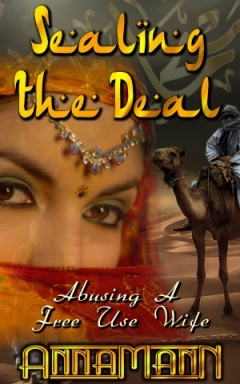 cover design for the book entitled Sealing The Deal