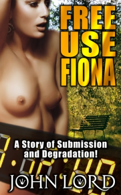 cover design for the book entitled Free Use Fiona