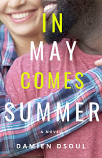cover design for the book entitled In May Comes Summer