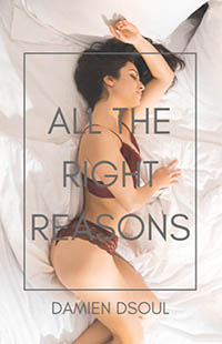 cover design for the book entitled All The Right Reasons