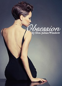 cover design for the book entitled Obsession
