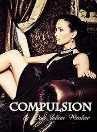 cover design for the book entitled Compulsion