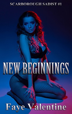 cover design for the book entitled New Beginnings