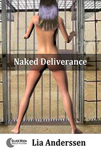 cover design for the book entitled Naked Deliverance