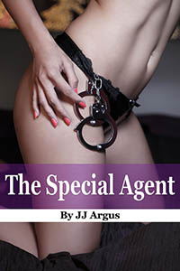 cover design for the book entitled The Special Agent