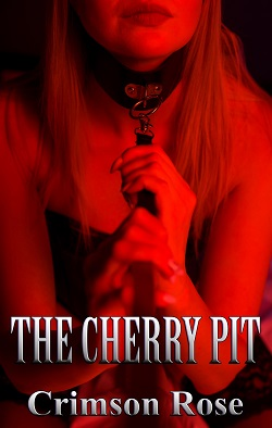 cover design for the book entitled The Cherry Pit
