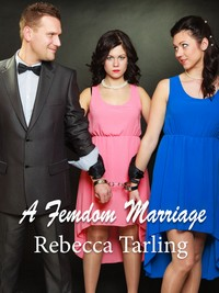 cover design for the book entitled A Femdom Marriage