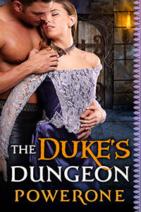 cover design for the book entitled The Duke