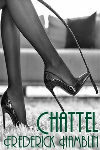 cover design for the book entitled Chattel