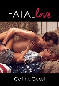 cover design for the book entitled Fatal Love