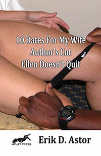 cover design for the book entitled Ten Dates for My Wife: Author