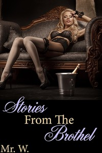 cover design for the book entitled Stories From the Brothel