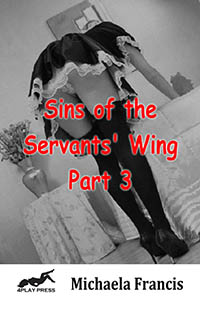 cover design for the book entitled Sins of the Servants