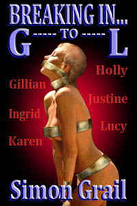 cover design for the book entitled Breaking In... G to L