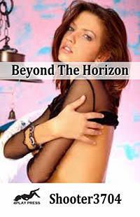 cover design for the book entitled Beyond The Horizon