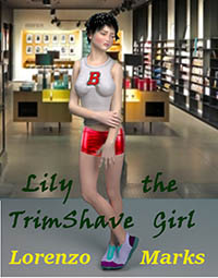 Lily the TrimShave Girl