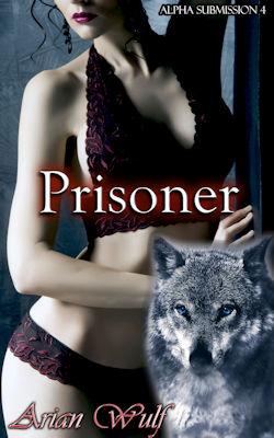 cover design for the book entitled Prisoner