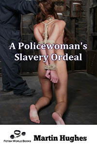 cover design for the book entitled A Policewoman