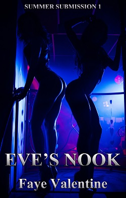 cover design for the book entitled Eve