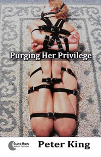 cover design for the book entitled Purging Her Privilege
