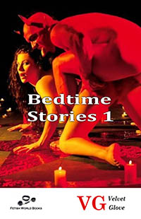 cover design for the book entitled BEDTIME STORIES 1