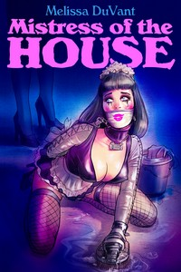 cover design for the book entitled Mistress of the House