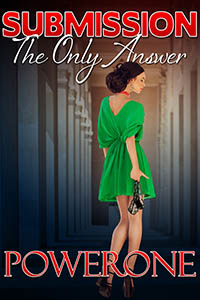 cover design for the book entitled Submission The Only Answer