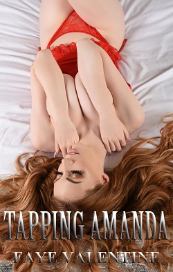 cover design for the book entitled Tapping Amanda