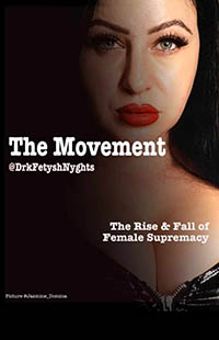 cover design for the book entitled THE MOVEMENT