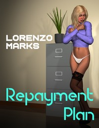 cover design for the book entitled Repayment Plan
