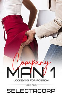 cover design for the book entitled Company Man 1