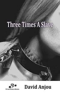 cover design for the book entitled Three Times a Slave