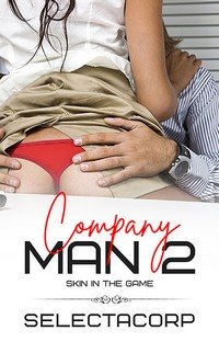 cover design for the book entitled Company Man 2