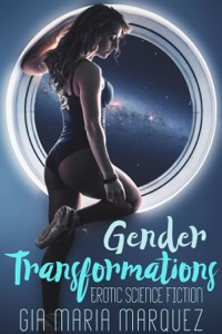 cover design for the book entitled Gender Transformations