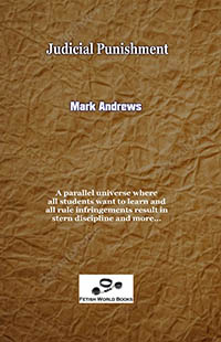 cover design for the book entitled Judicial Punishment