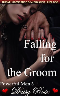cover design for the book entitled Falling For The Groom
