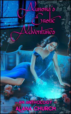 cover design for the book entitled Aurora